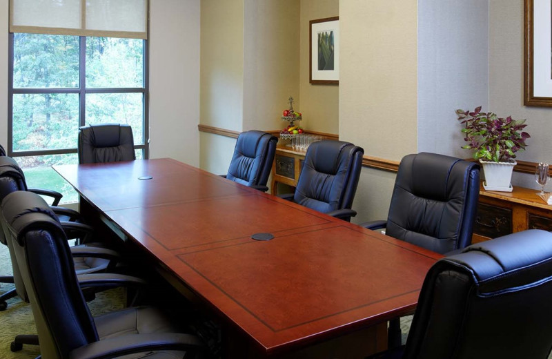 Meetings at The Lodge at Woodloch.