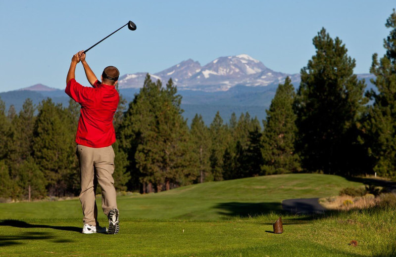 Golf near Mountain Resort Properties.