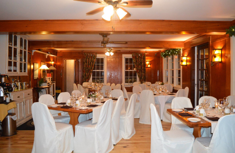 Special reunions, birthdays, anniversaries and even Celebrations of Life gatherings at Heather Lodge offers an intimate setting.