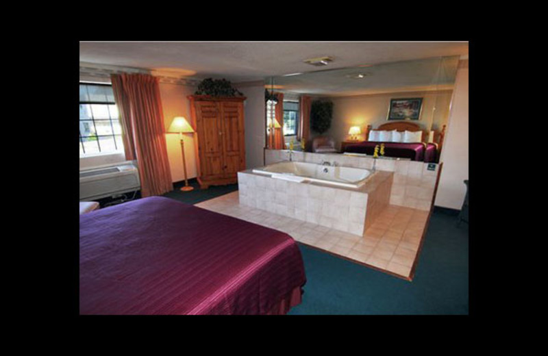 Guest suite at Quality Inn and Suites Bremerton.