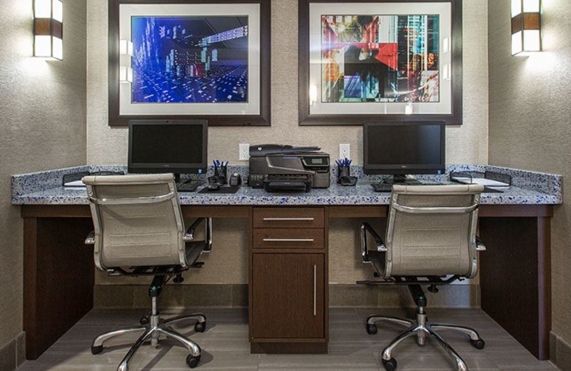 Business Center at Holiday Inn Express Redwood City-Central