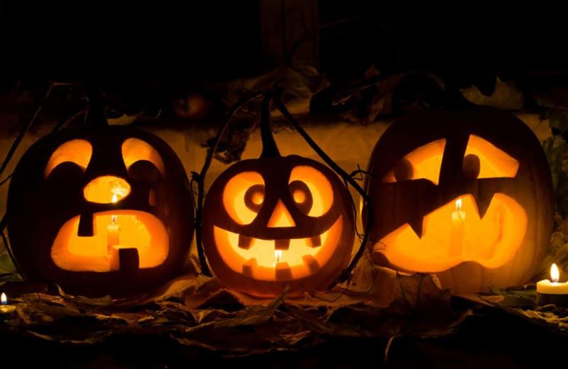 Halloween at Aunt Bug's Cabin Rentals, LLC.