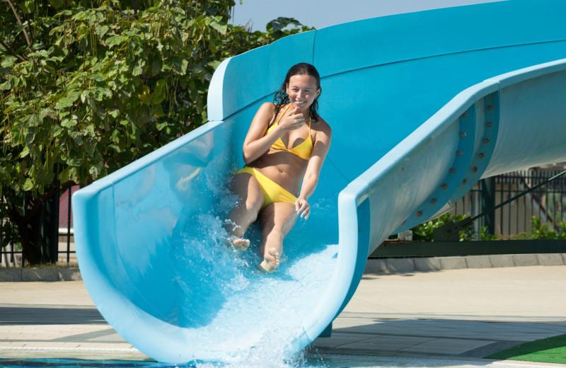 Water park near Islander Hotel & Resort.