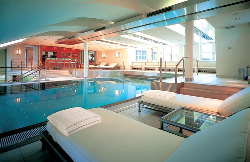 Indoor pool at Der Europäische Hof - Hotel Europa.