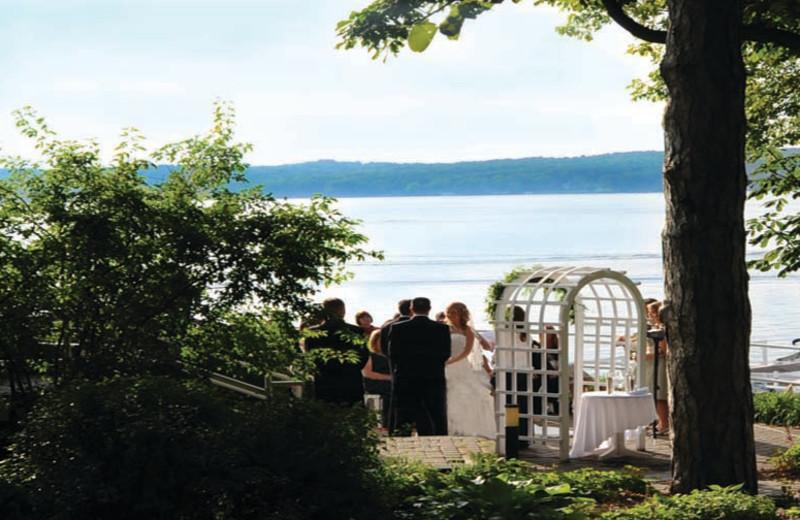 Wedding at The Geneva Inn.