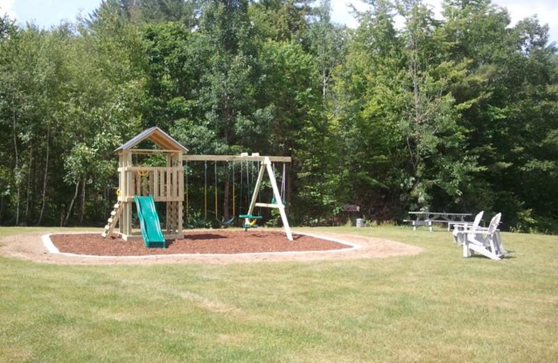 Kid's Playground at River View Resort