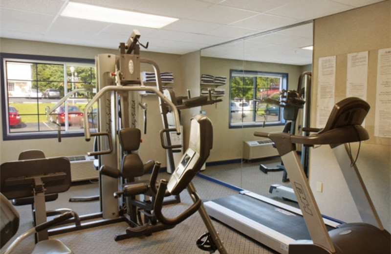 Fitness Center at Best Western Plus Cooperstown Inn & Suites