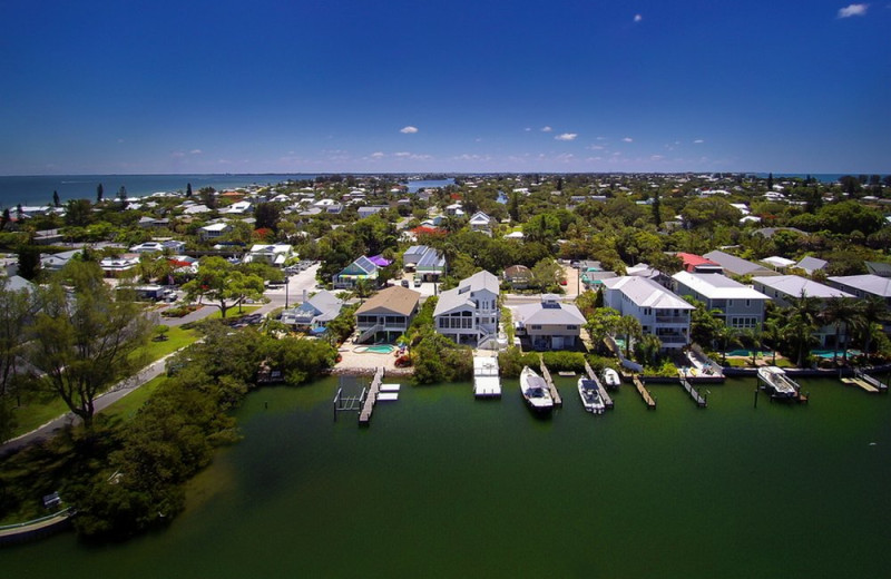 Aerial view of beachrentals.mobi. LLC.