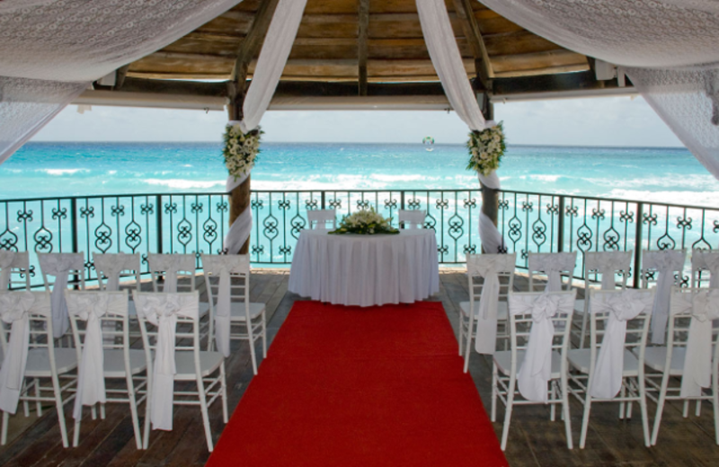 Wedding Ceremony at Hyatt Zilara - Cancun