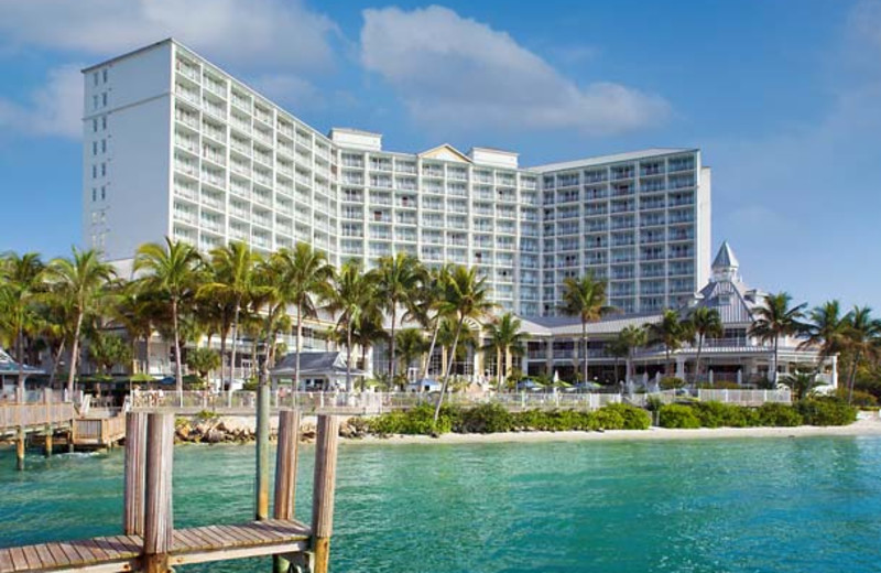 Exterior view of Sanibel Harbour Resort & Spa.