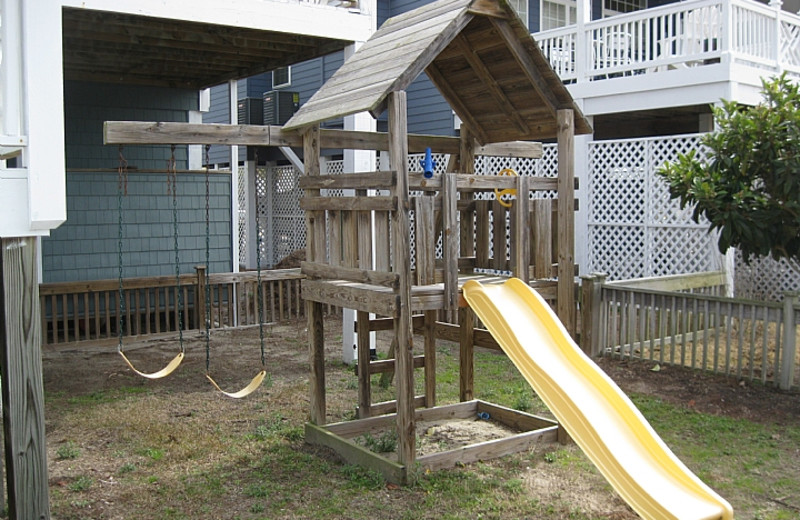 Rental playground at Williamson Realty. Inc.