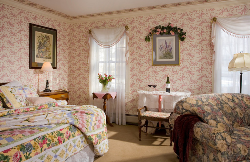 Lady Harrison's Suite at The Rookwood Inn.