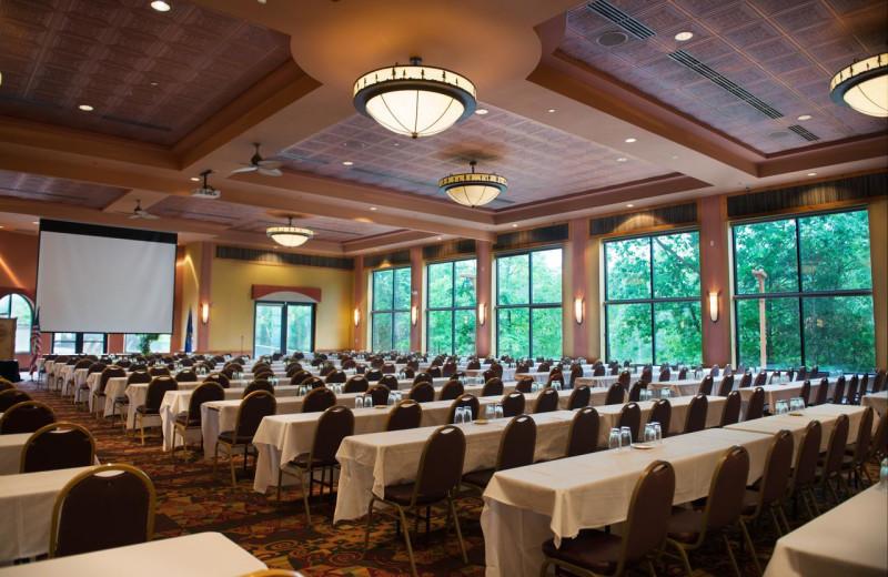 Meetings at Chula Vista Resort.