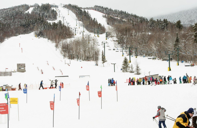 Ski at Best Western Silver Fox Inn.