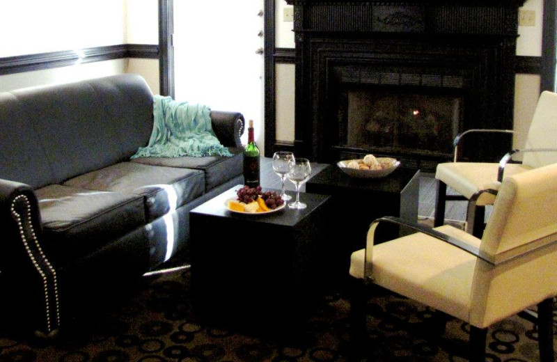 Sitting Area at The Resort at Glade Springs