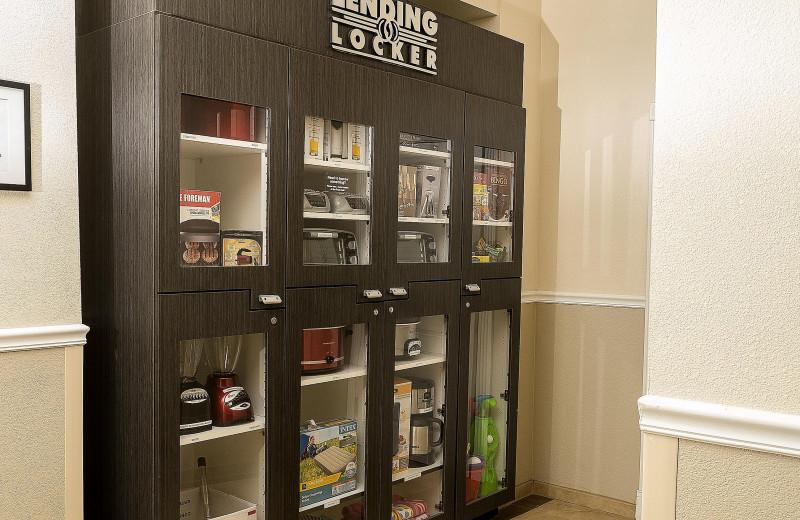 Lockers at Candlewood Suites - Stevensville.
