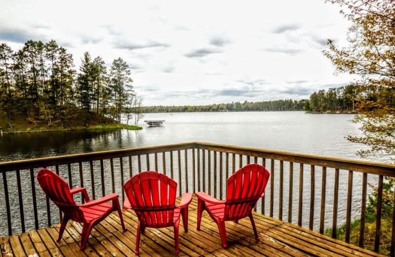 Rental lake view at Lakeland Rental Management.