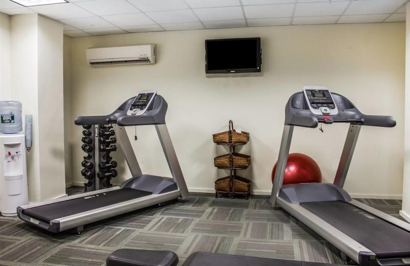Fitness Center at Westport Inn
