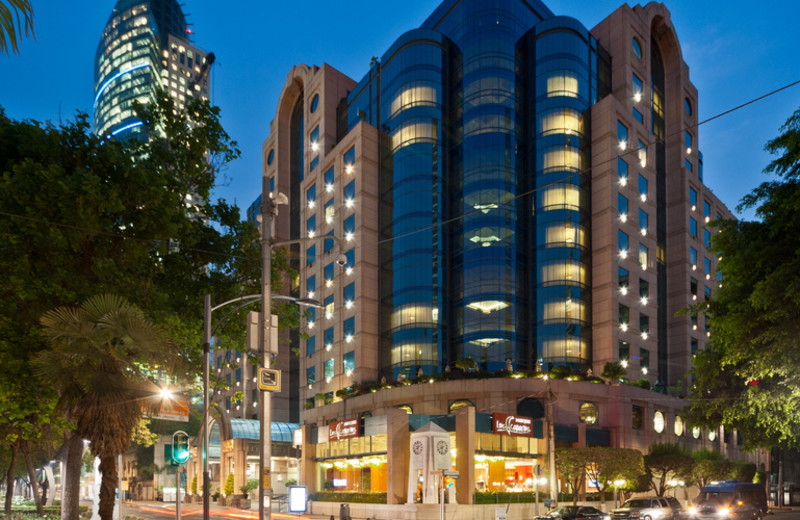 Exterior view of Hotel Marquis Reforma.