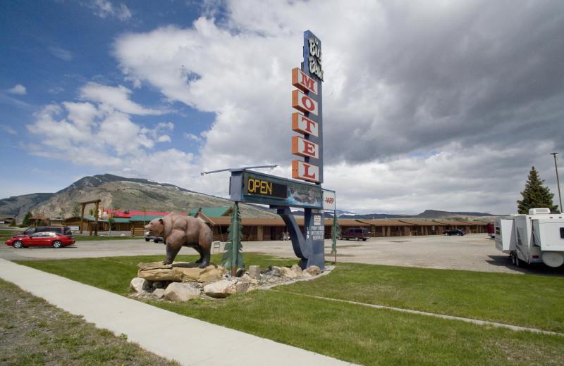 Motel View at Big Bear Motel