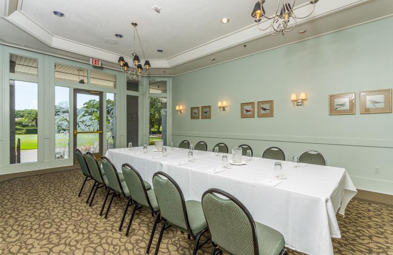 Meetings at Sea Palms Resort.