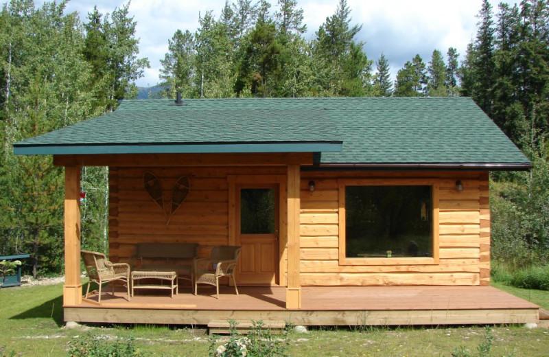 Mica cabin