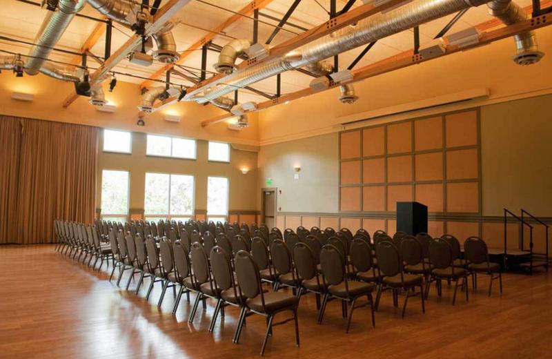 Conference room at Travaasa Austin.