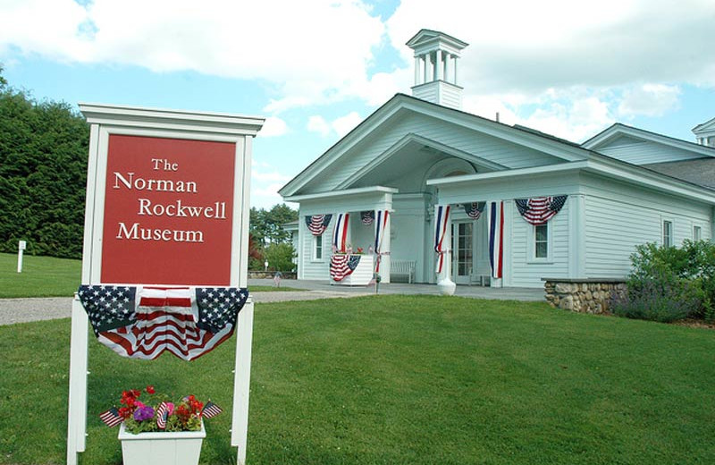 Museum near Brook Farm Inn.