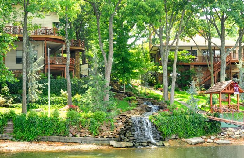 Exterior view of Dream Catcher Point Resort.