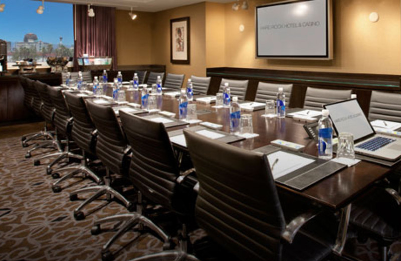 Meeting Room at Hard Rock Hotel