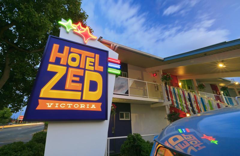 Hotel Zed Victoria British Columbia Resort Reviews
