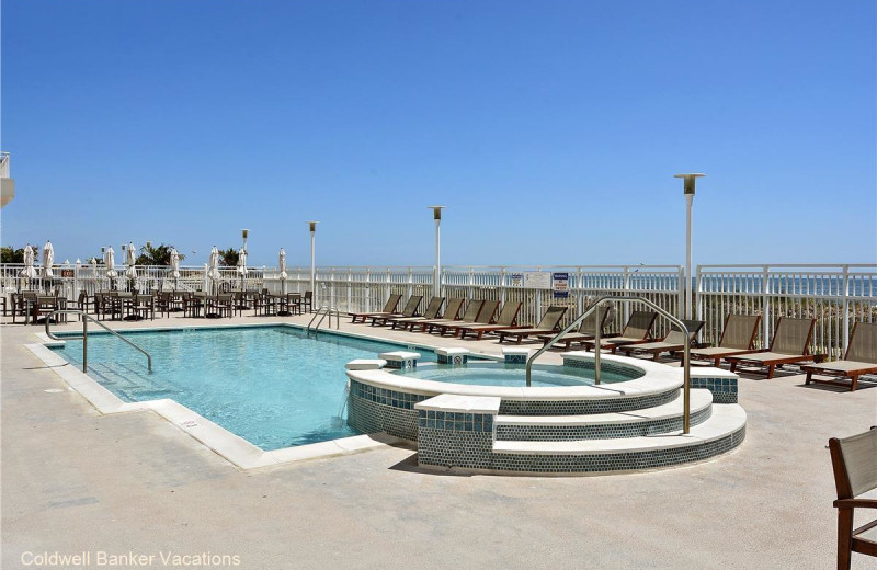 Rental outdoor pool at CBVacations.com