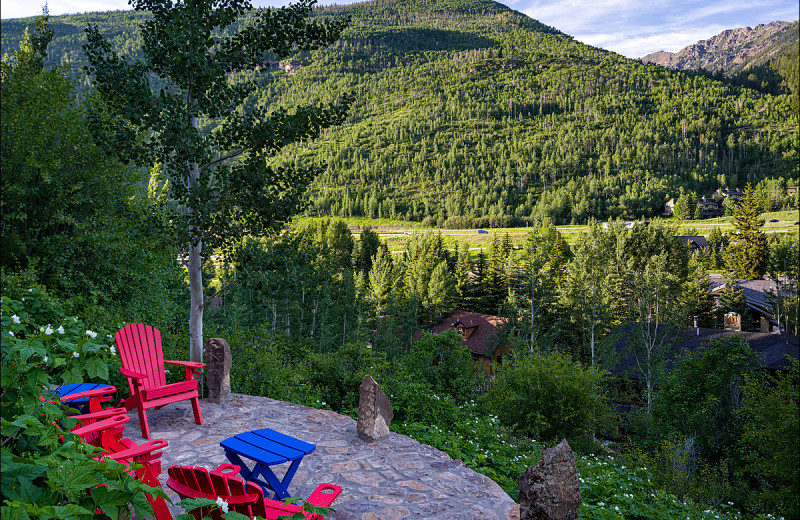 Mountain view at Vail Rentals by Owner.
