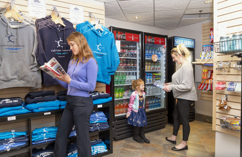 Water's Edge Mercantile Gift Shop