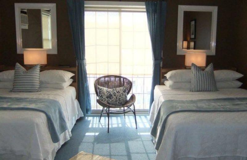 Guest Room at the Inn on the Hourbour & Little Inn