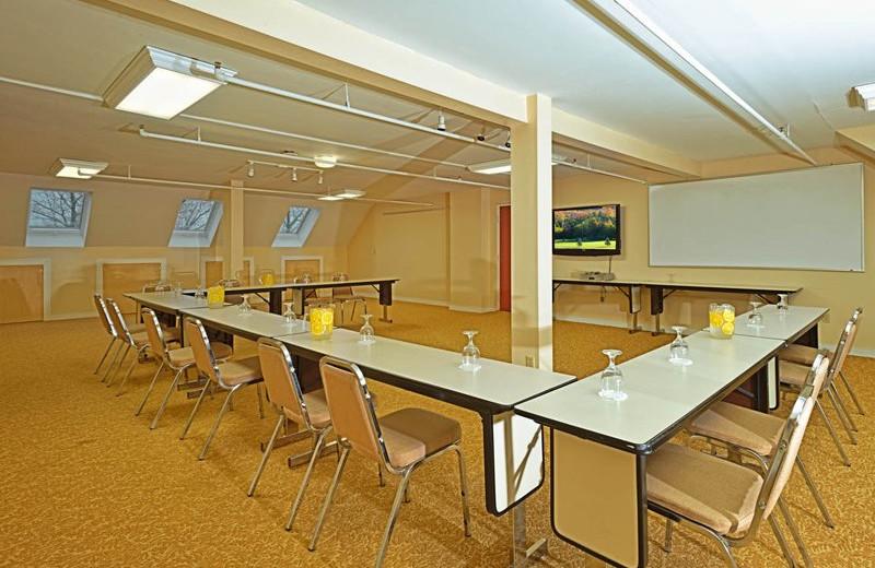 Meeting Room at Silver Fox Inn.