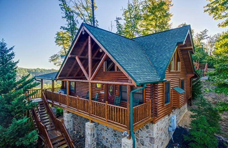 Pigeon Forge Vacation Rentals - Cabin - Where Bears Play - American