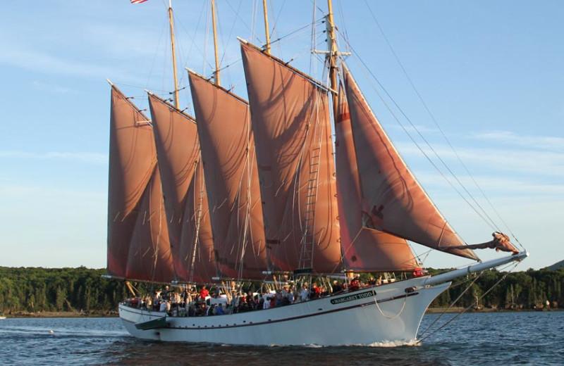 Ship at Bar Harbor Inn & Spa.