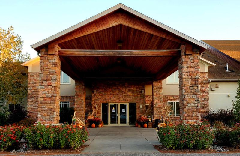 Entrance at Thumper Pond Golf Course & Resort.