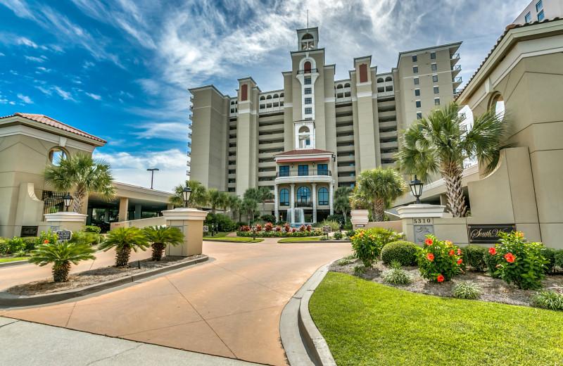 Rental exterior at Luxury Beach Rentals, LLC.
