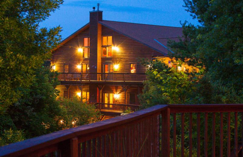 Prairie Ridge Lodge at Harpole's Heartland Lodge