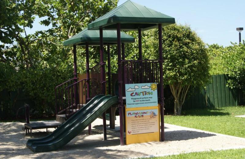 Playground Equipment at Westgate.