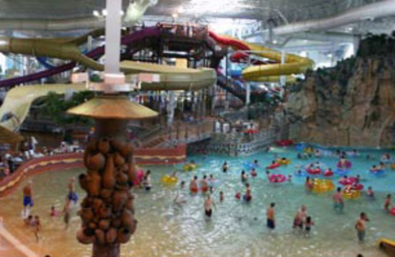 Resort Indoor Waterpark at Sand County Service Company