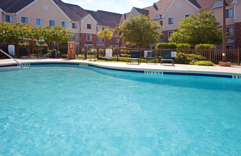 Outdoor pool at Staybridge Suites MYRTLE BEACH-FANTASY HARBOUR.