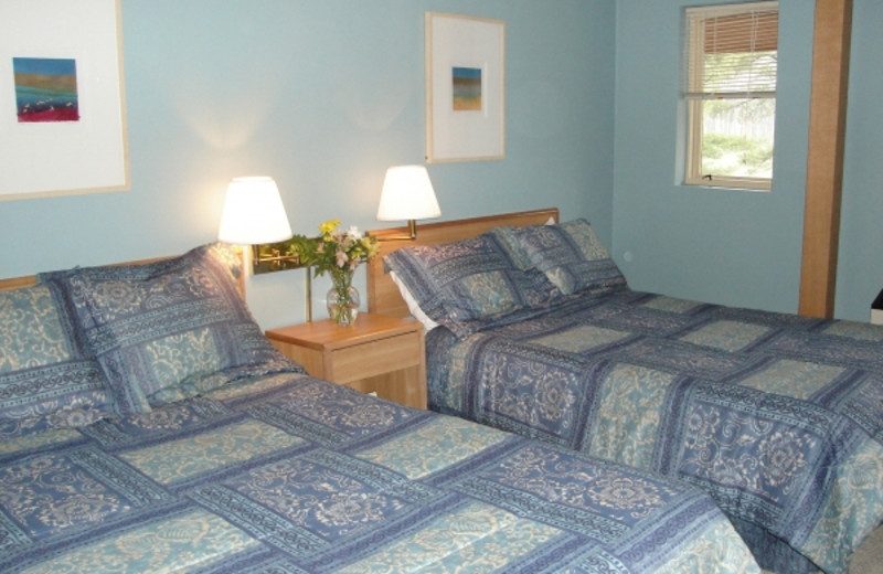 Two Bed Guest Room at Pine Mountain Resort
