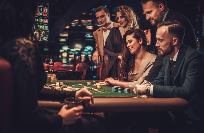 Casino near Bay Pointe Inn Lakefront Resort.