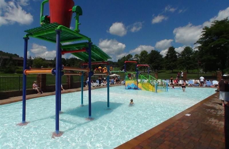 Kids' pool at Villa Roma Resort.