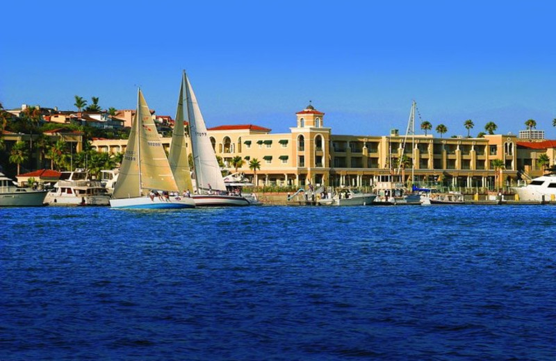 The balboa bay club resort newport beach ca resort for Balboa bay resort