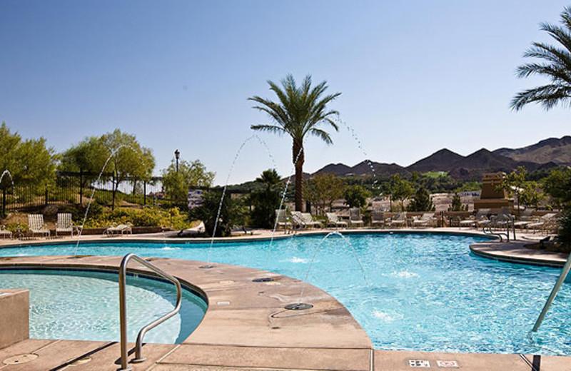 Outdoor Pool & Hot Tub at MonteLago Village Resort
