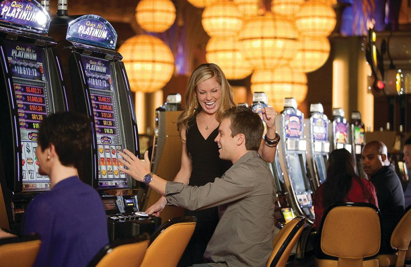 Casino at Hollywood Casino.